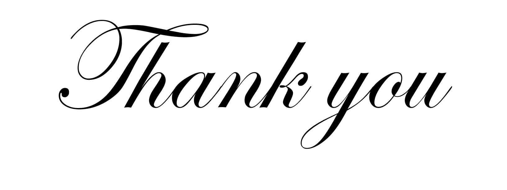 Thank You Letter Template With Gif